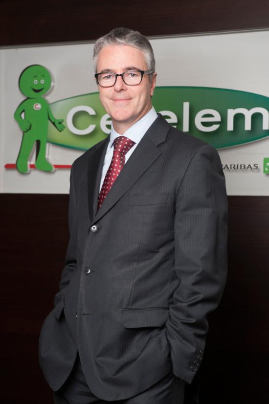 Serge Le Bolès - Director General de Cetelem España