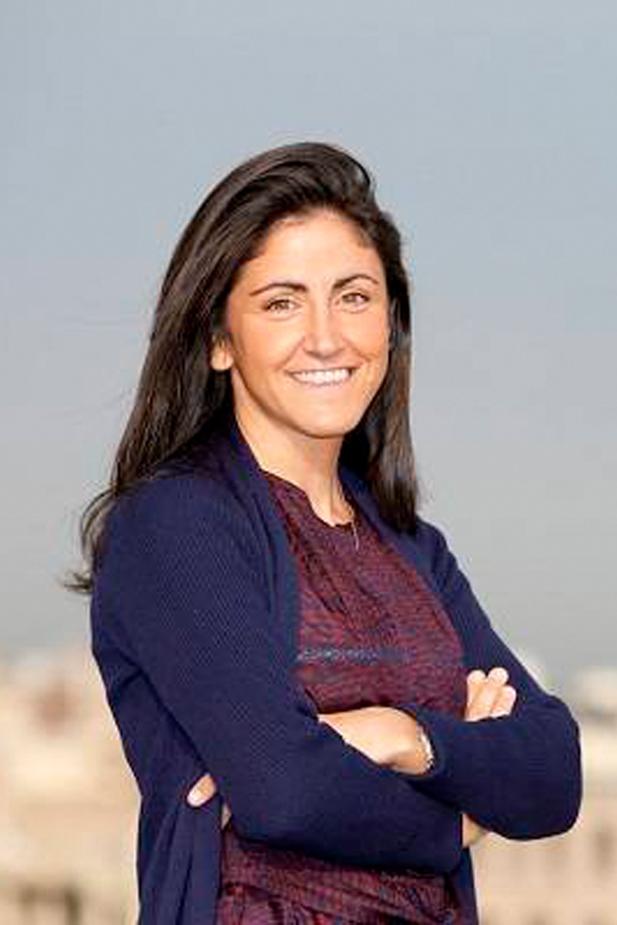 Victoria Ros. Directora de Banca Digital